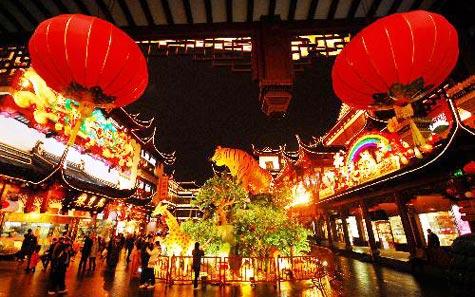 Tết Nguyên Đán là ngày lễ quan trọng ở đất nước Trung Quốc