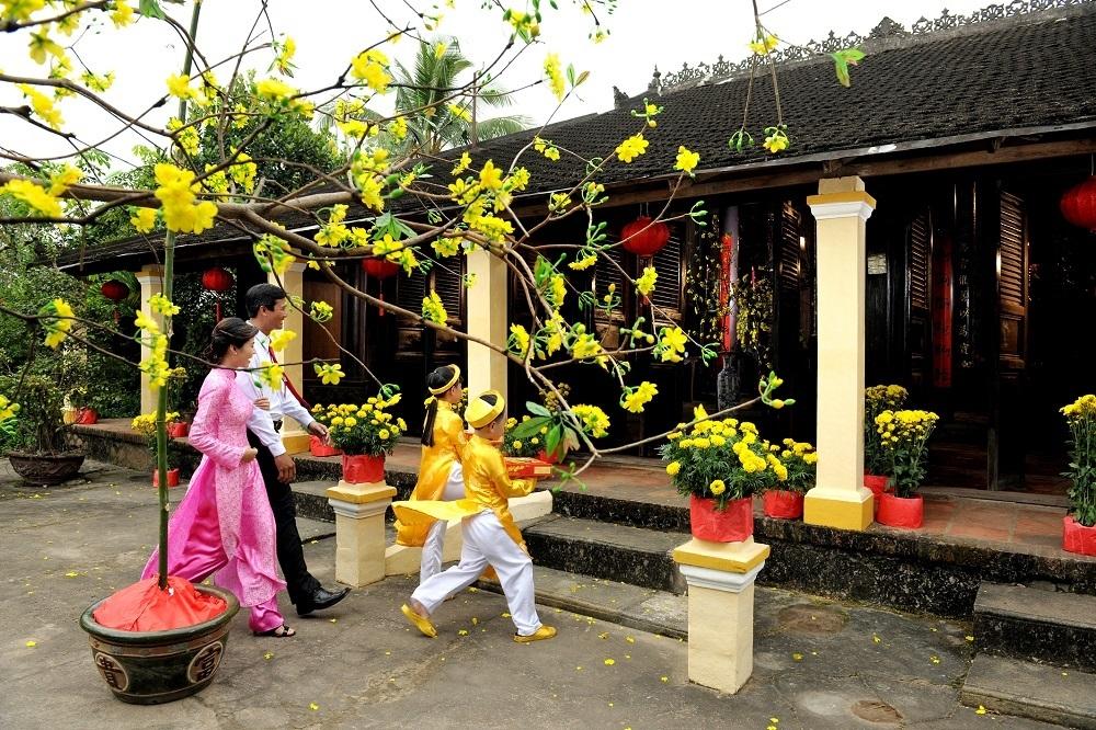 Tết Nguyên Đán được coi là dịp lễ quan trọng nhất của Việt Nam