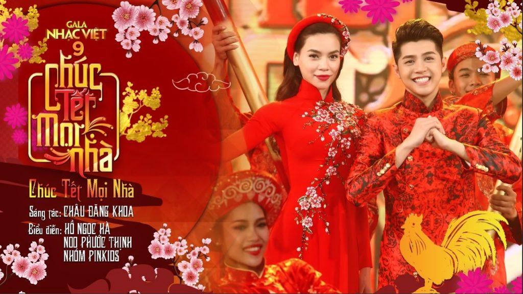 Chúc Tết Việt Nam - Hoàng Khang